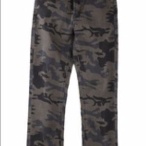 Hudson Parker camo Jeans Grey 24m $59